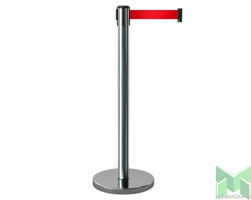 Имидж-стойка Barrier Belt 01 (Внешний вид)