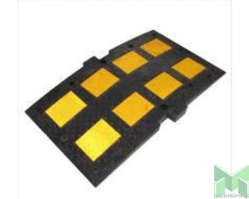 Искусственная дорожная неровность усиленная (армированная металлокордом) ИДН-900-1