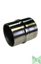Заглушка пластиковая для усиленного отбойника завершающая TB-052