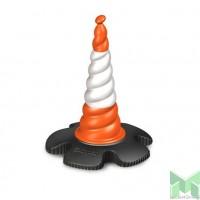 Пластиковый конус ТВИСТ с утяжелителем Skipper™