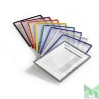 Демопанель SHERPA® А4 с кантом, 5 шт/уп, 8 цветов